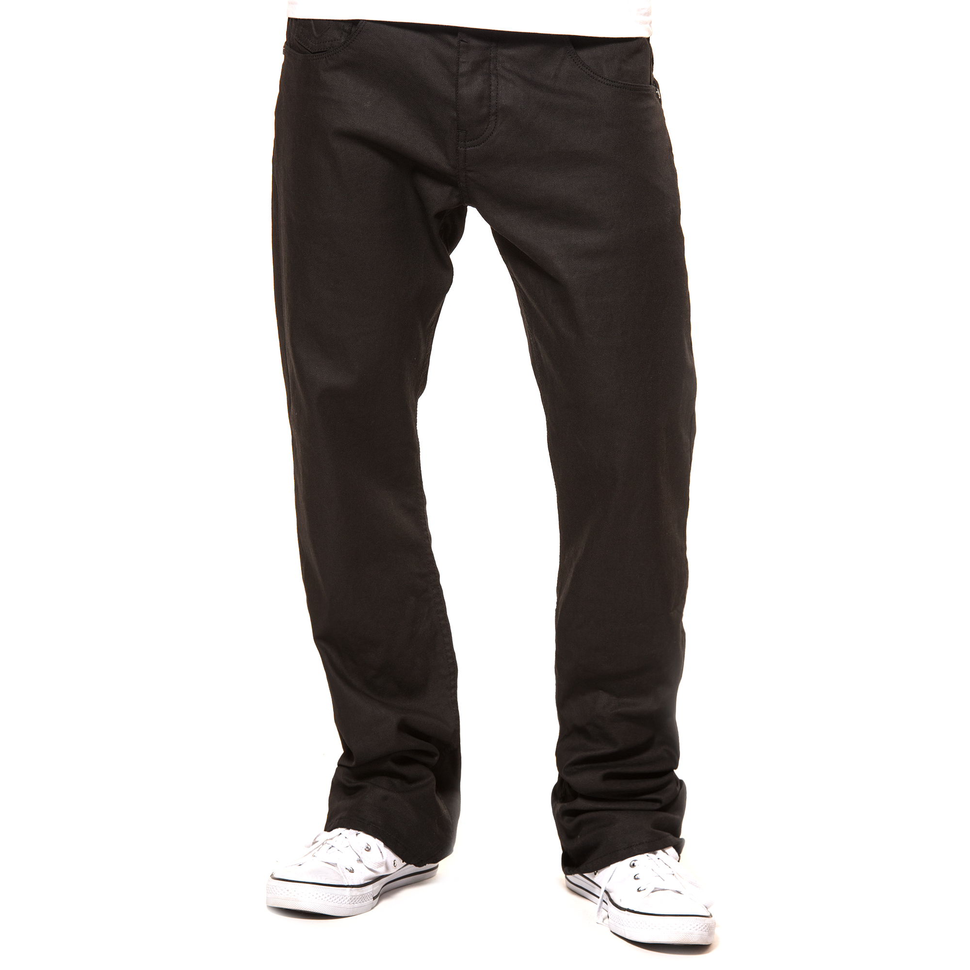 Garcia MO 395 Black Rinse Straight Fit Jeans